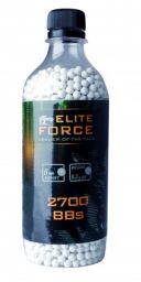 BILE PLASTIC BB's ELITE FORCE( 2700 buc/sticla )/0.30 gr