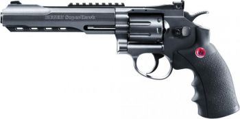 "RUGER SUPERHAWK 6"" BLACK"