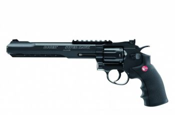 "RUGER SUPER HAWK 8"" BLACK"