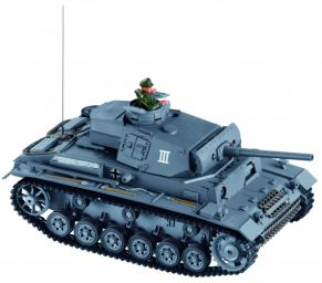 BATTLE TANK III - Panzer Kampfwagen III