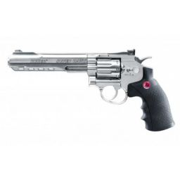 "RUGER SUPERHAWK 6"" NICKEL"