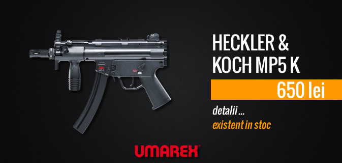 HECKLER & KOCH MP5 K